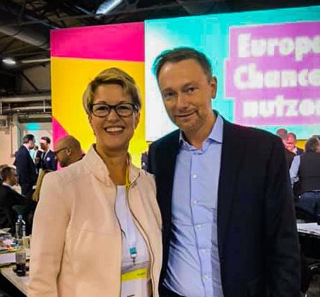 ChristianLindner_AndreaNey FDP